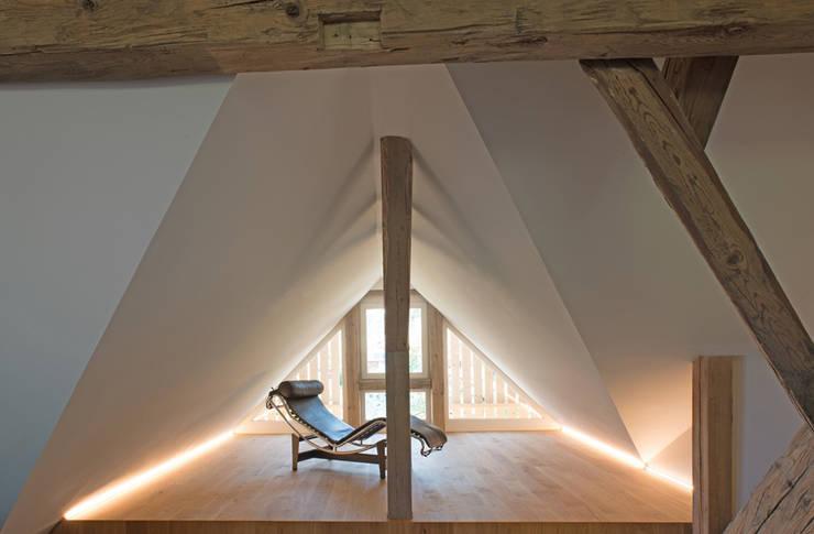 Bertolini-Ruemmele:  Wintergarten von heim+müller Architektur