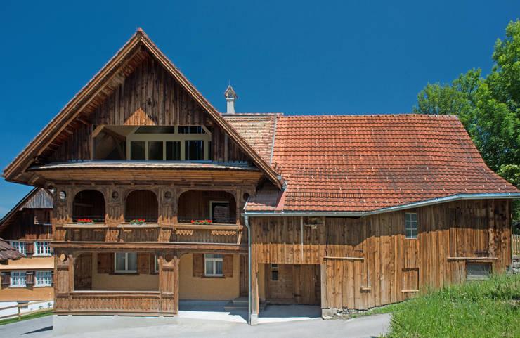 Bertolini-Ruemmele:  Häuser von heim+müller Architektur