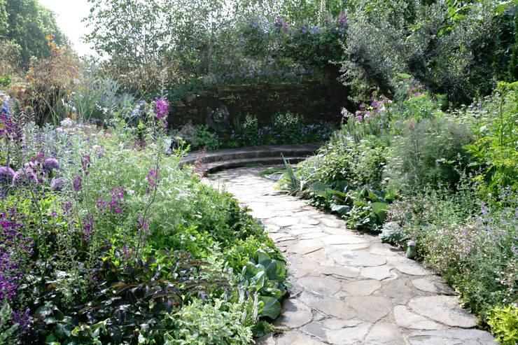 Anna Paghera s.r.l. - Green Design:  tarz Bahçe