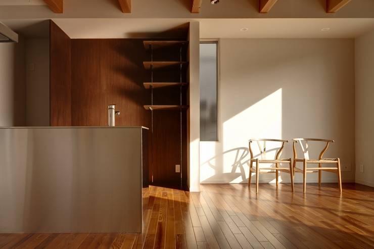 東松山の家: 株式会社FAR EAST [ファーイースト]が手掛けたキッチンです。,モダン