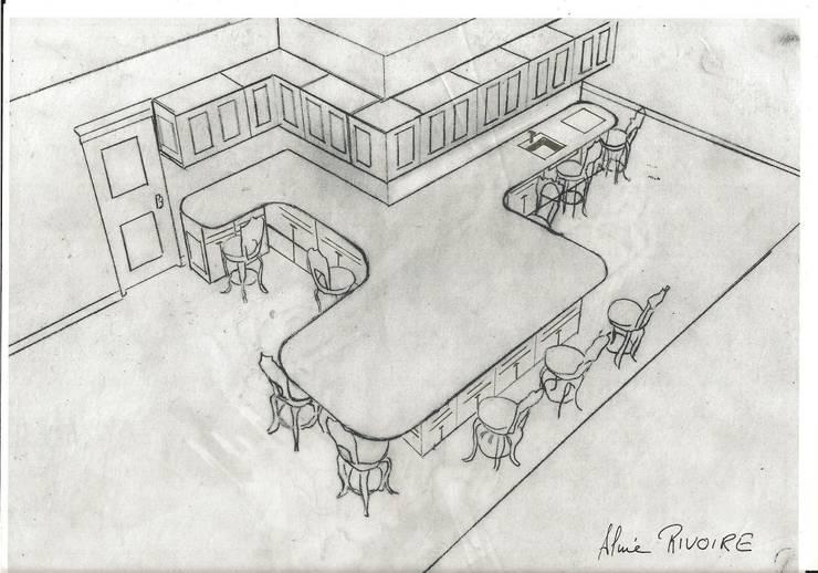Tavolo da cucina prima dopo di interior for Disegnare cucina 3d online