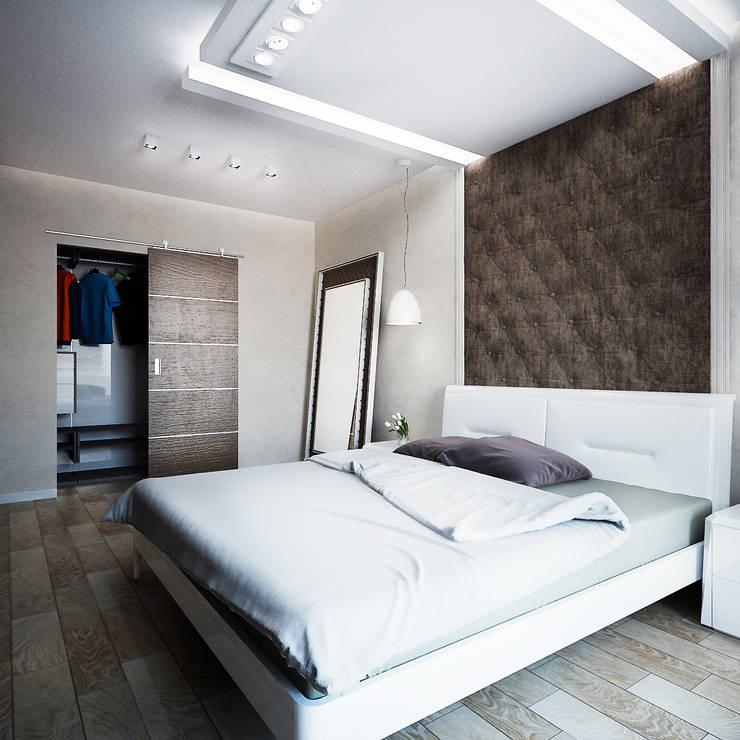غرفة نوم تنفيذ AbcDesign