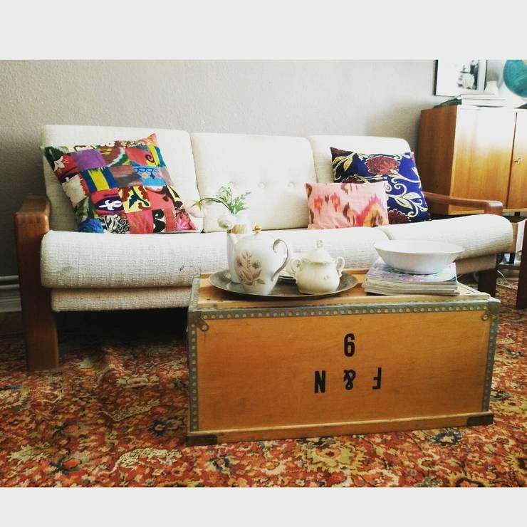 Salas de estilo  por apartment34