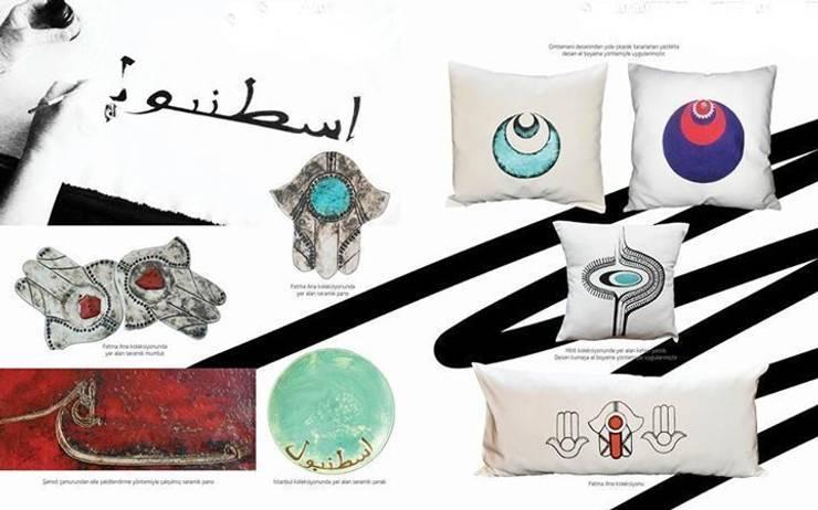 Melda Başçakır  – A selection of Design:  tarz , Akdeniz