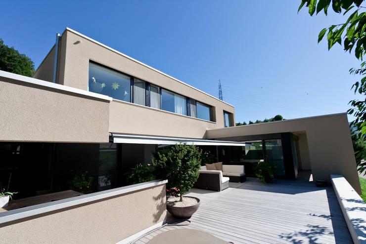 Casas modernas por wernli architektur ag