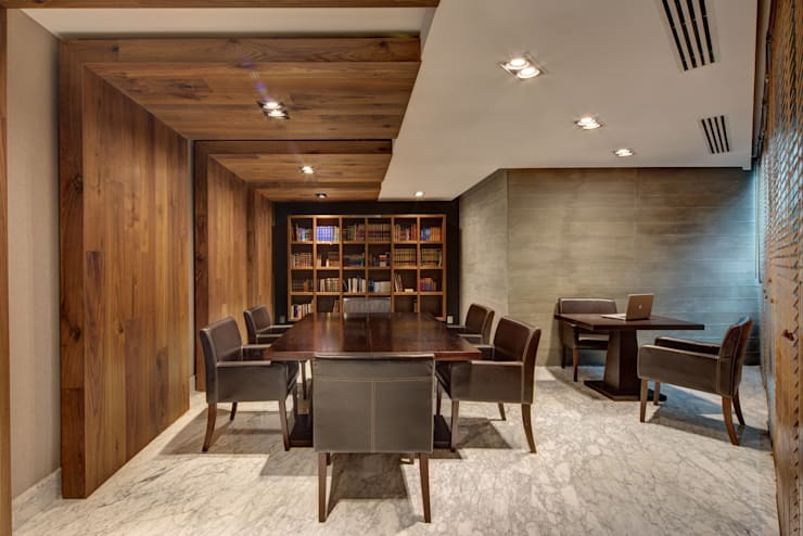 Biblioteca: Comedores de estilo  por IDEA ARQUITECTURA