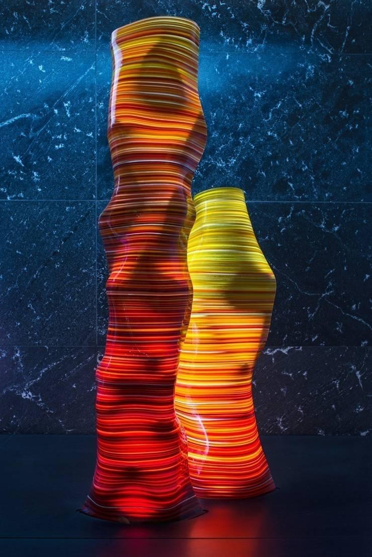 SKYLINE: Arte de estilo  por Studio Orfeo Quagliata