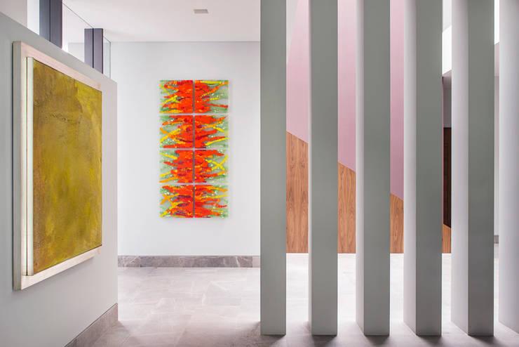 Residencia CD de México 02: Arte de estilo  por Studio Orfeo Quagliata