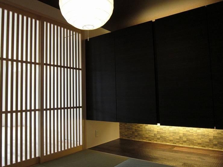 リフォーム後 和室: ディーズハウスが手掛けたです。