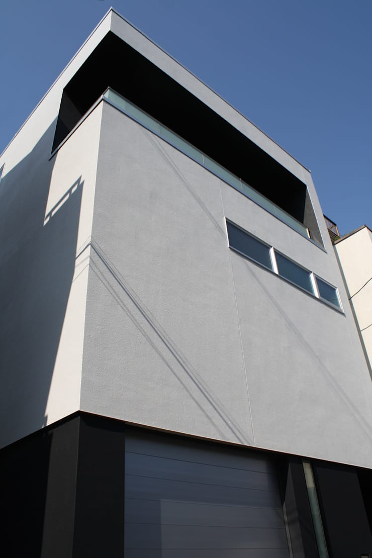 P and A: okadaが手掛けた家です。