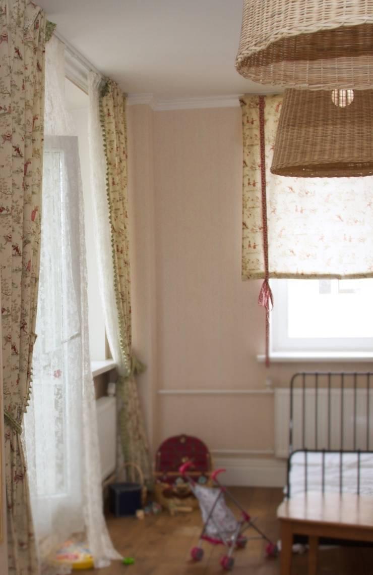 Вечные ценности: Детские комнаты в . Автор – PerfectHome