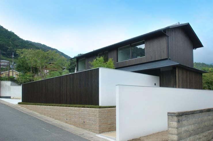 外観2:       古津真一 翔設計工房一級建築士事務所が手掛けた家です。