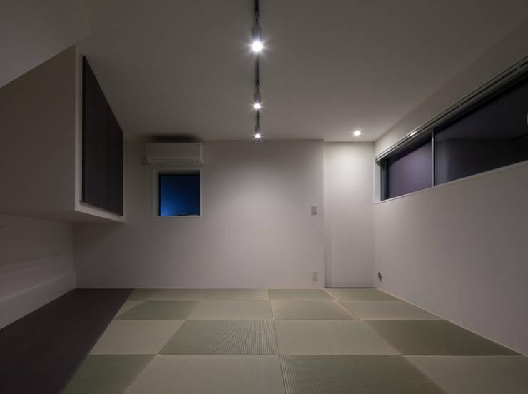 杉浦事務所의  침실