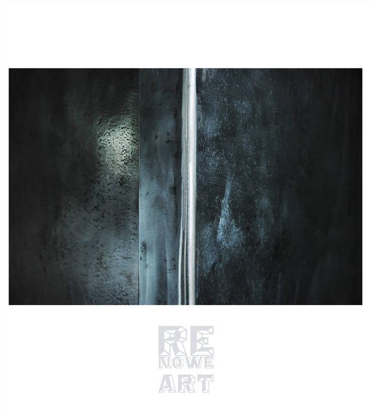 Pancerna metalowa szafa : styl , w kategorii  zaprojektowany przez ReNowe Art,Industrialny