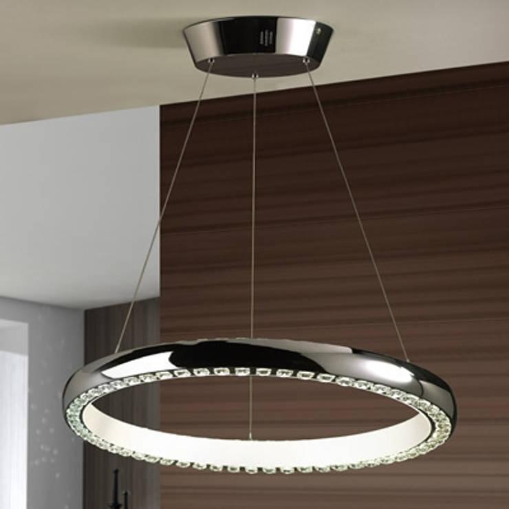 Lámpara de techo Schuller: Comedor de estilo  de DECORSIA HOME,S.L.