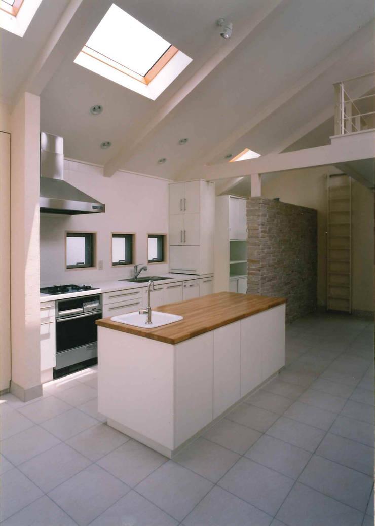 キッチン: 豊田空間デザイン室 一級建築士事務所が手掛けたキッチンです。,