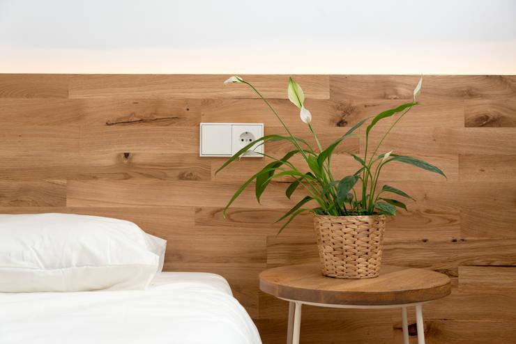 Dormitorios de estilo moderno por LF24 Arquitectura Interiorismo