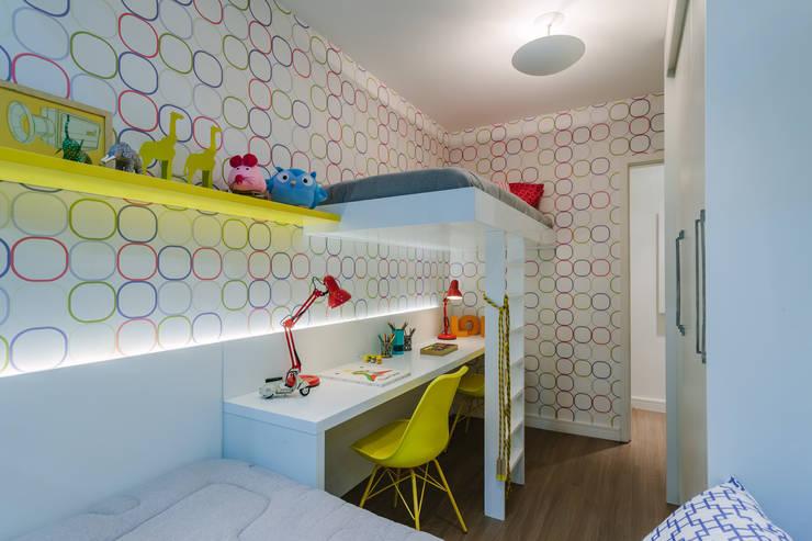 Projekty,  Pokój dziecięcy zaprojektowane przez STUDIO LN