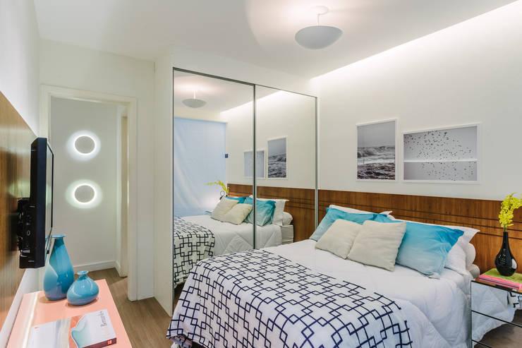 غرفة نوم تنفيذ STUDIO LN