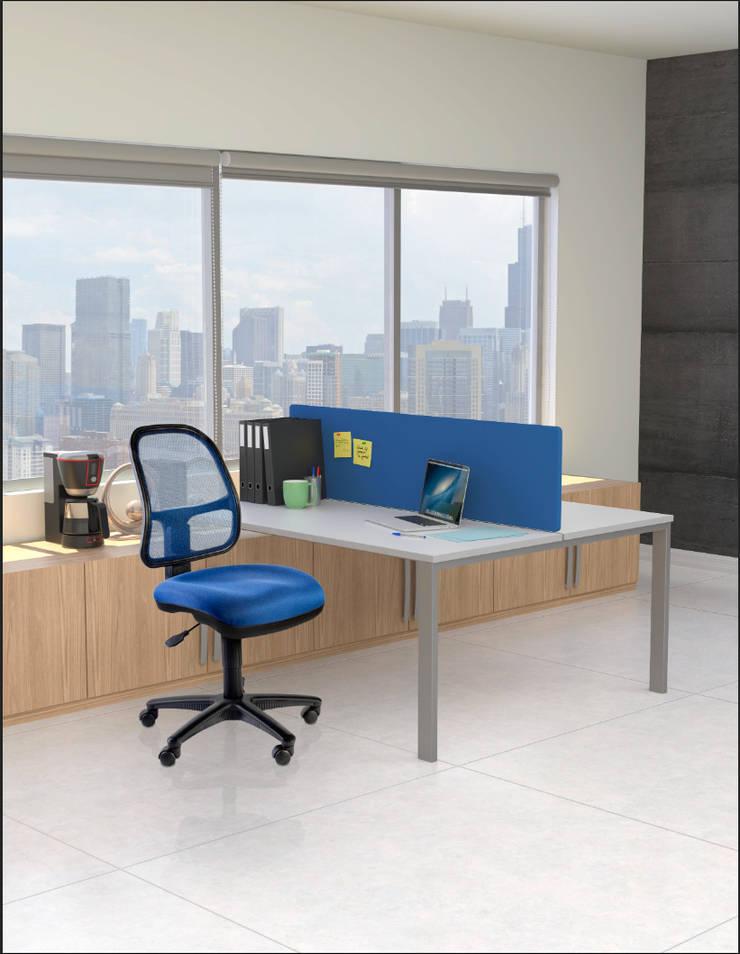 RS-490/01 - Línea operativa: Oficinas y tiendas de estilo  por Grupo Requiez, SA de CV