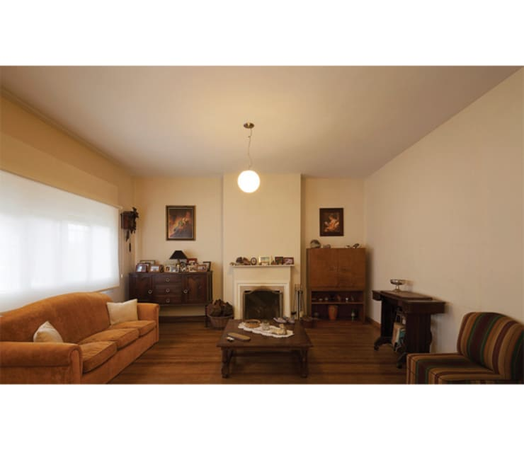 Salas / recibidores de estilo  por IR arquitectura