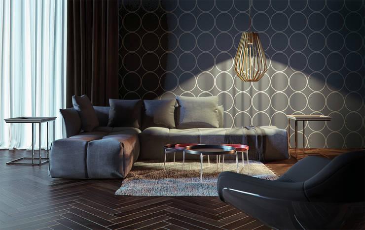 Saki: Estudio de estilo  por GEO Iluminación Aplicada