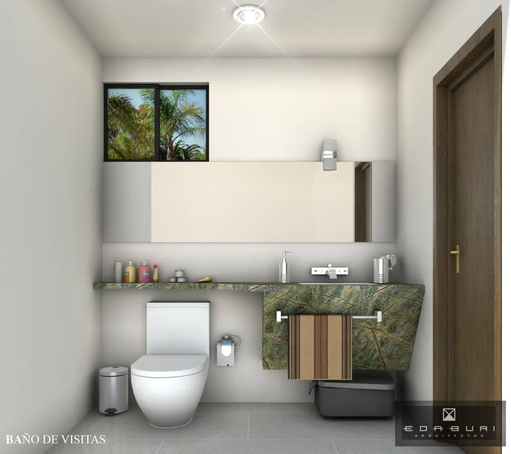 Moderne Badezimmer Von ANGOLO Grado Arquitectónico