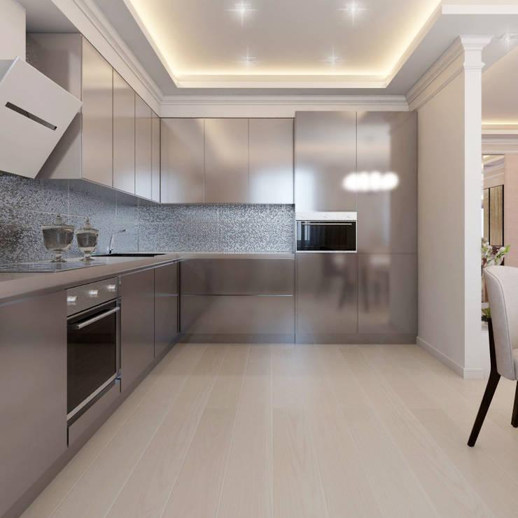 Kitchen by Частный дизайнер и декоратор Девятайкина Софья, Classic