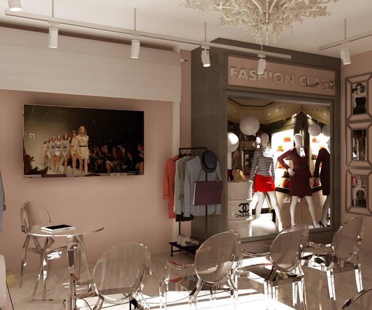 Модный класс: Медиа комнаты в . Автор – Interika