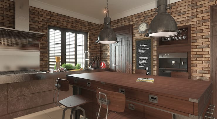 Dapur by FAMM DESIGN