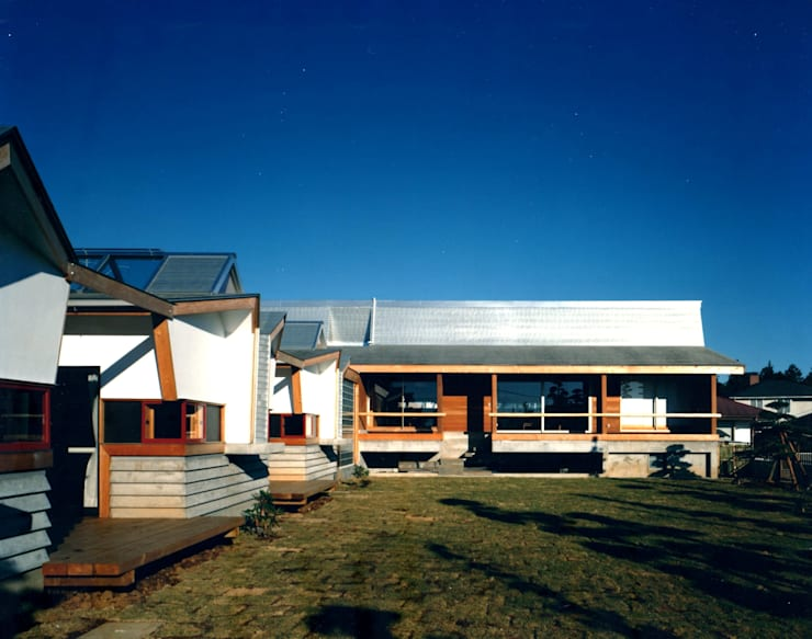 つくばの家: 有限会社加々美明建築設計室が手掛けた家です。
