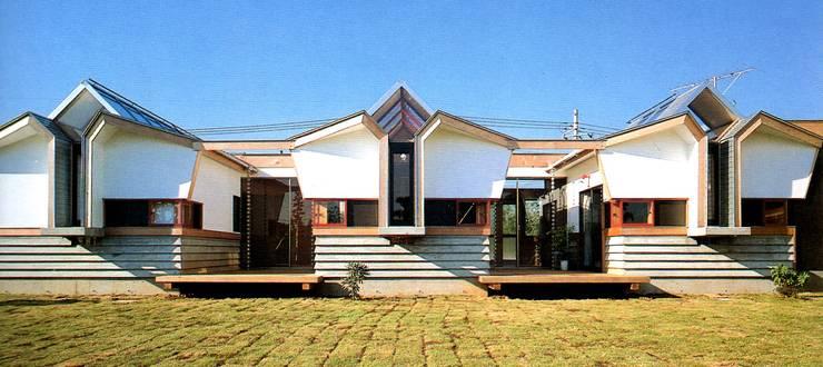 個室群: 有限会社加々美明建築設計室が手掛けた家です。