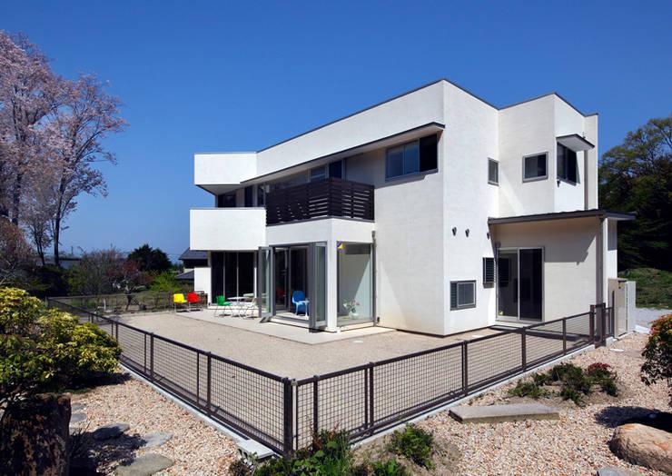 ドックラン: atelier mが手掛けた家です。,