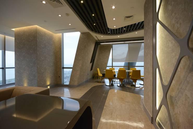 ÜNMO – Ünmo:  tarz Çalışma Odası, Modern