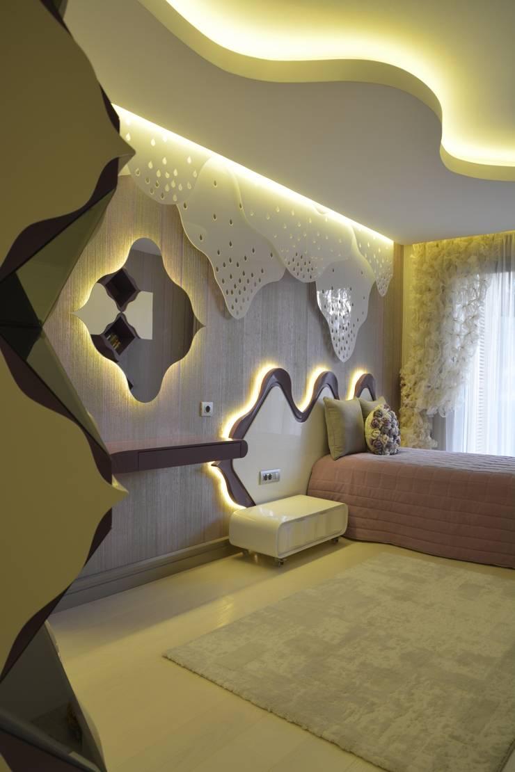 ÜNMO – Ünmo:  tarz Yatak Odası, Modern