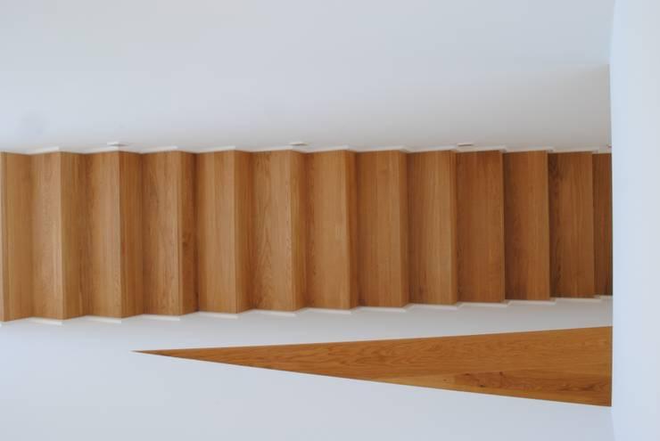 Коридор и прихожая в . Автор – Gritzmann Architekten, Минимализм