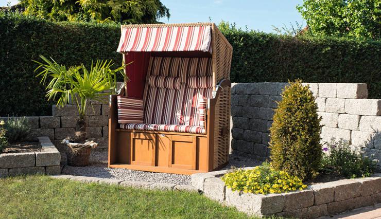 Projekty,  Ogród zaprojektowane przez Rimini Baustoffe GmbH