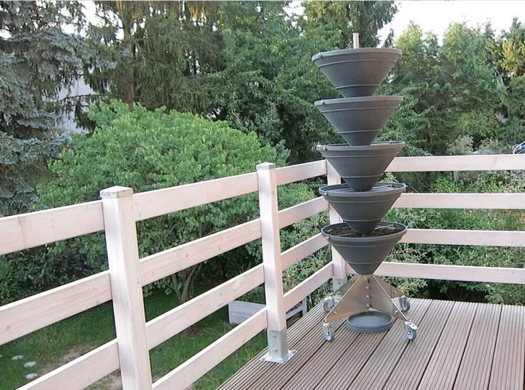 Balcones y terrazas de estilo  de FunctionalDesign