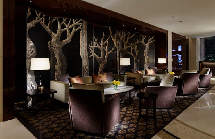 Westin chosun hotel by inverse lighting design ltd homify