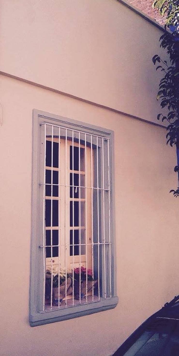 RESTAURACION CA-308: Casas de estilo  por TA111ER