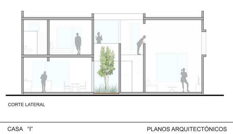 Casa I: Casas de estilo  por ODRACIR