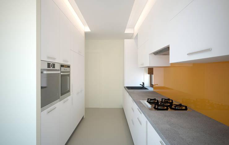 Кухни в . Автор – дизайн-студия Олеси Середы