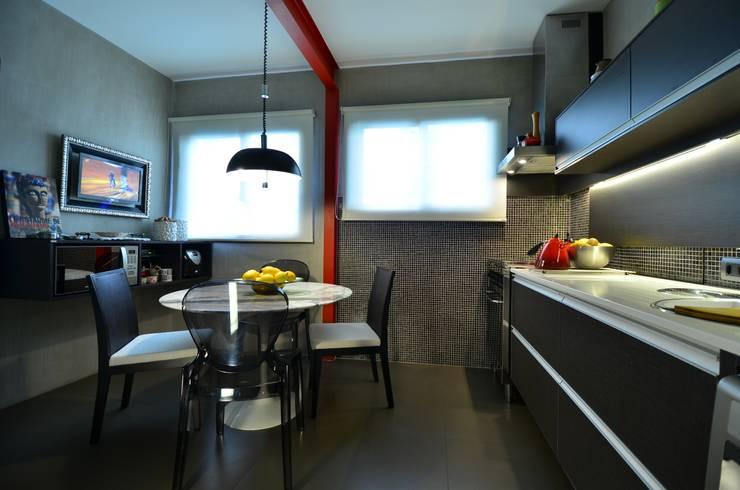 COZINHA DESIGN: Cozinhas  por HECHER YLLANA ARQUITETOS,