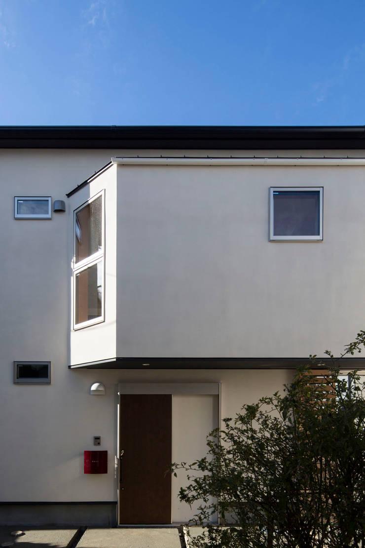 大岡山の家: (有)伊藤道代建築設計事務所が手掛けた家です。,