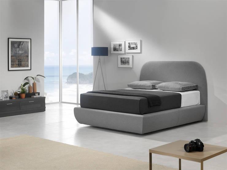 Au Lit: Dormitorios de estilo  de ECUS