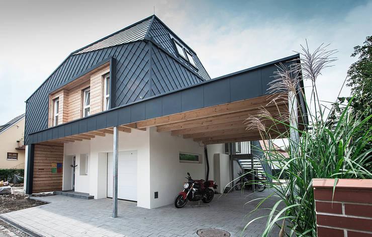 Дома в . Автор – Florian Schober Architektur ZT