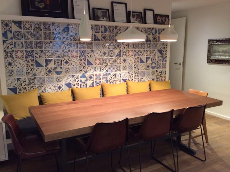 Dining room by DyD Interiorismo - Chelo Alcañíz