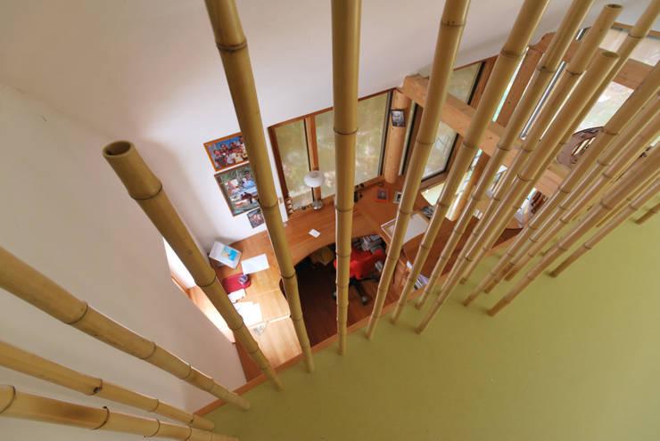 Paredes y pisos de estilo  por allmermacke