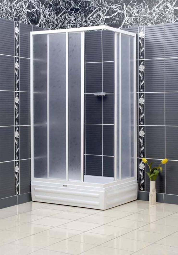 armoni yapı – Banyo Kabinleri: modern tarz Banyo