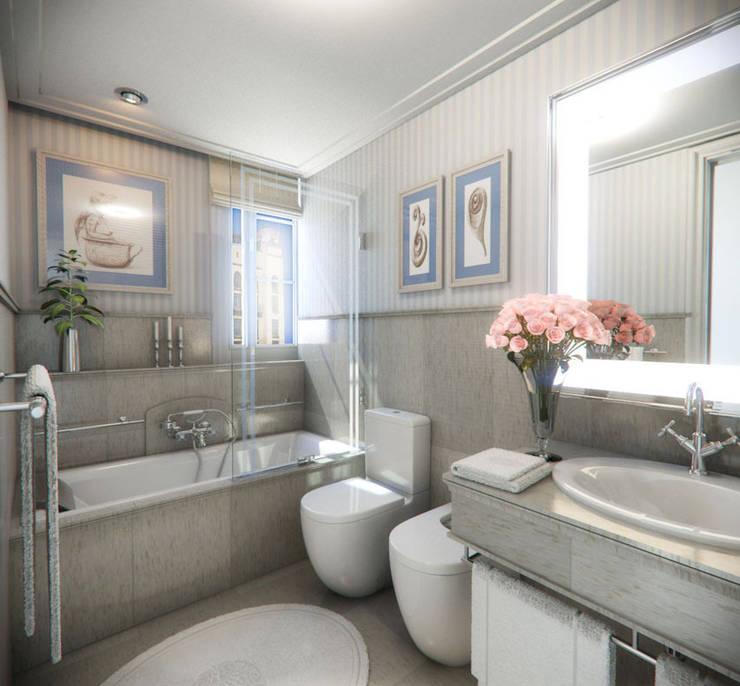 Bathroom by Abel Mesa